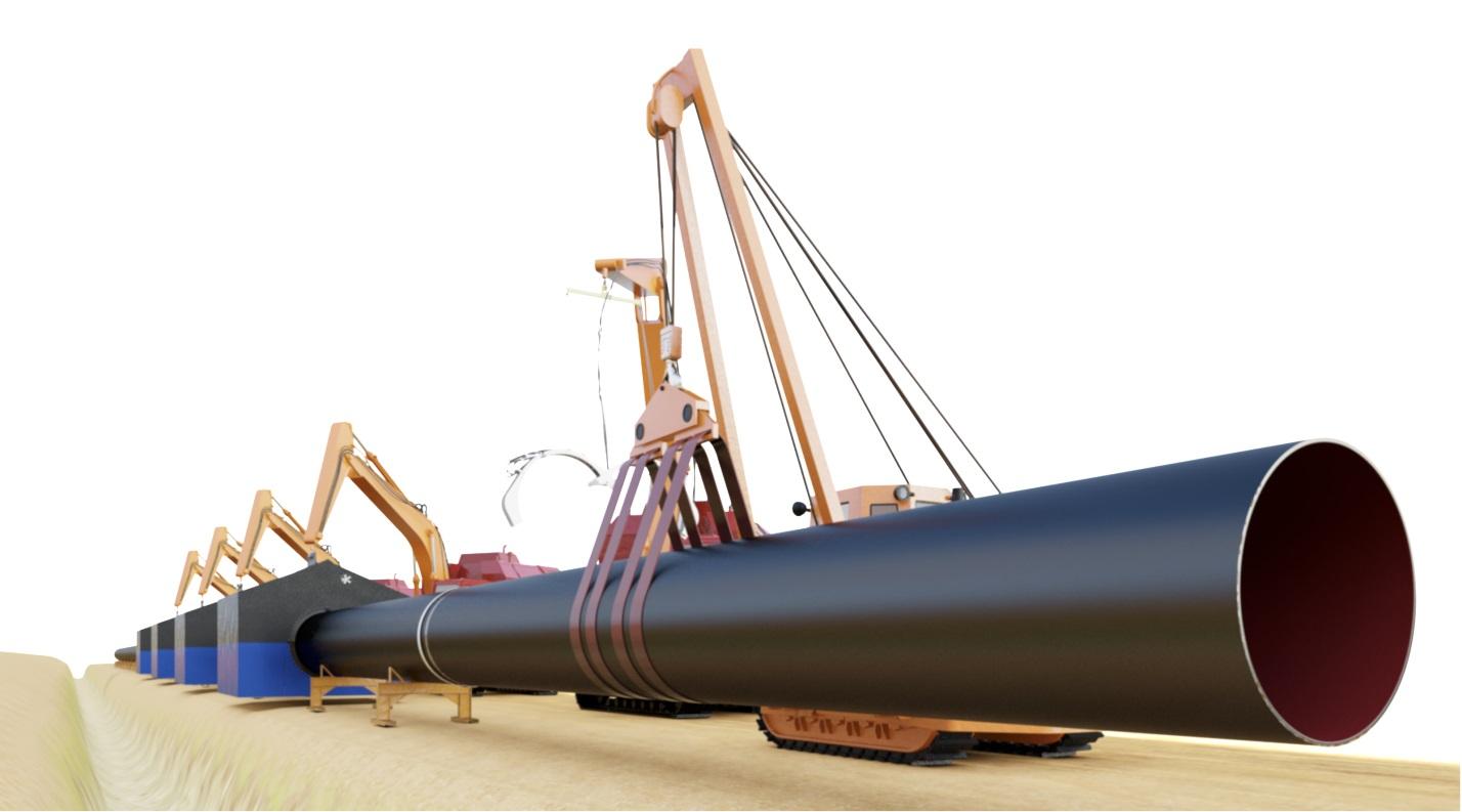 сравнительный анализ расчетов толщины стенки подземного сухопутного трубопровода