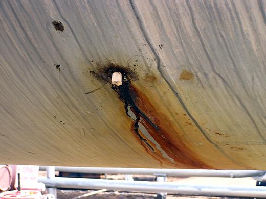 Как не надо ремонтировать опасные нефтепромысловые объекты